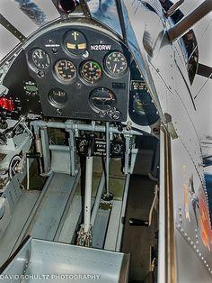 Grumman F3F-2 Cockpit #biplane #1930s