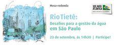 Agenda Cultural do ALTO TIETÊ: A Fundação SOS Mata Atlântica promove, no dia 23 d...