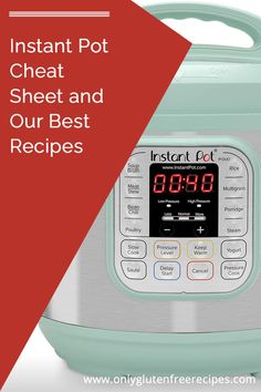 This Instant Pot Cheat Sheet will help you with basic cooking times for everyday food. When you are short on time and would like to cook a hearty family meal, Instant Pot is the way to go. There are several advantages to using an Instant Pot. The food cooks at a fraction of the time, you can walk away after starting the Instant Pot, and some studies have shown that food cooked in an Instant Pot retains more nutrients than cooking it on the stovetop or in the oven. #instantpot Beef Pot Roast, Beef Stew Meat, Vegetable Soup With Chicken, Chicken And Vegetables, Mushroom Asparagus Risotto, Sticky Ribs Recipe, Instant Pot Ip Duo, Rack Of Pork, Beef Recipe Instant Pot