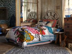 Anthropologie bed