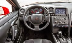 Nissan Gtr 2015 Interior - Pict Of Car