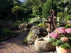 dekorative outdoor tb9042 wasserhahn l ndlichen tierform garten hahn mit antike bronze spatz. Black Bedroom Furniture Sets. Home Design Ideas