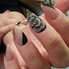 05 Cute Nail Design Ideas 2018