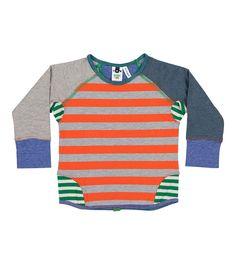 Allsorts Crew Jumper, Oishi-m Clothing for kids, Hi Summer 2015, www.oishi-m.com