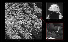 Philae found! / Rosetta / Space Science / Our Activities / ESA
