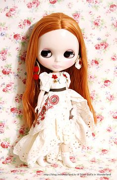 Simply Guava Custom (Eleanor style) by Dolls in Wonderland