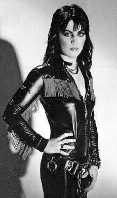 Joan Jett When She Was Young | Joan Jett Guitars