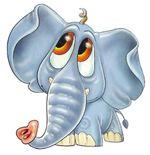 Baby cartoon animals mom 17 ideas for 2019 Image Elephant, Elephant Images, Cartoon Elephant, Elephant Art, Little Elephant, Baby Cartoon, Baby Elephant, Cute Cartoon, Elephant Applique
