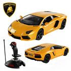Yellow Lamborghini RC Car Open Doors Gravity Sensor Dangling Remote Scale - Color - Yellow, Material - PVC, Product Size - X X Remote Distance - Charging Time - Hours, Remote Time - Minutes, Cheap Rc Cars, Rc Cars For Sale, Lamborghini, Remote, Doors, 5 Hours, Color Yellow, Vehicles, Distance