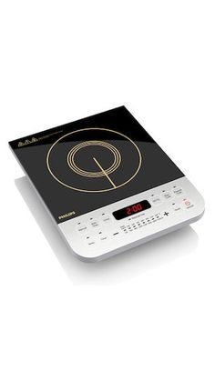 Philips HD4928 2100 W Induction Cooktop (Black & White) @ Rs.2314  Paytm