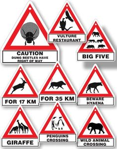 Collectible Signs of South Africa I Am An African, Funny Road Signs, Safari Outfits, Safari Hat, Tomorrow Is Another Day, Kwazulu Natal, Kruger National Park, My Land, Practical Gifts