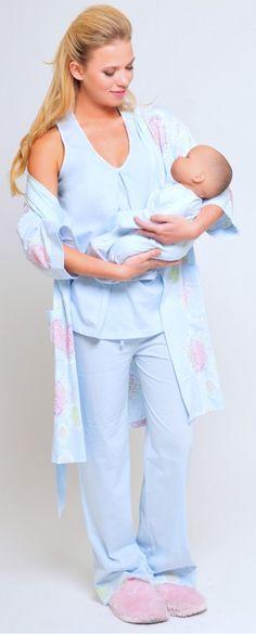 beautiful maternity and nursing pajamas and nightwear lingerie ...