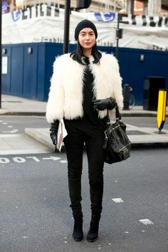 5 Ways to Look Chic When it's Cold (Or, What to Wear to Fashion Week!)