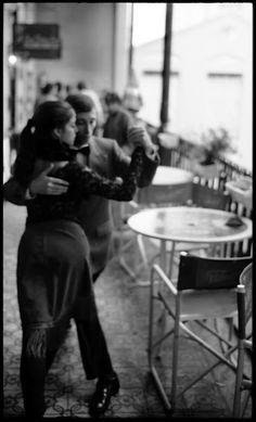 Las milongas y el malambo tambien. Tango Argentino. Attr. Laurent Bodard