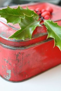 VIBEKE DESIGN: Dette hører min jul til..