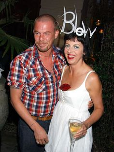 Isabella Blow and Alexander Mc Queen