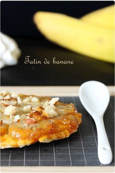 Tatin de banane