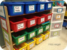 """The Eager Teacher: Fluency Station {Keeping Students """"Busy""""}"""