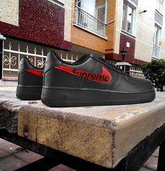super popular 4c2a2 01ca9 Custom Nike Air Force one, supreme louis vuitton,custom sneakers , custom  shoes , custom nike ,custom kicks ,hand painted