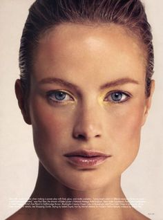 Look Your Best With This Fashion Advice Beauty Makeup, Hair Beauty, Carolyn Murphy, Square Faces, Beautiful Models, Beautiful Women, Blonde Beauty, Classic Beauty, Woman Face