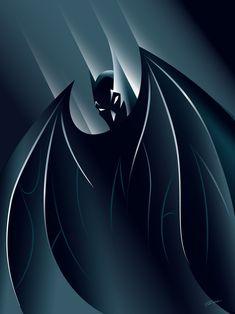 Batman by Rodolfo Reyes