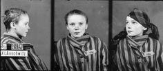 Wilhelm Brasse, el fotógrafo de Auschwitz. Entre sus tareas estaba retratar a las víctimas de los experimentos científicos del médico nazi Josef Mengele