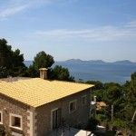 A newly constructed villa in the fabulous setting of Formentor. Offering wonderful views of the sea and direct access the breathtaking Formentor beach.
