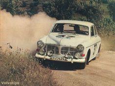 Volvo Amazon 122s rally sport