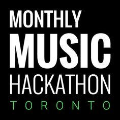 music hack toronto