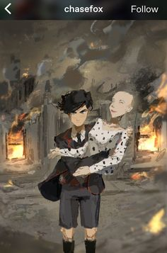 The love five has for Dolores is strong to the point he is willing to let her go. Pixiv Fantasia, Under My Umbrella, Umbrella Art, Film Serie, My Chemical Romance, Movies Showing, Live Action, Funny Comics, I Movie
