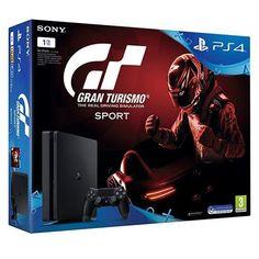 CONS PS4 PRO 1TB   GT SPORT  435,07 €