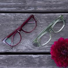 Zenni Sausalito and Tamalpais Eyeglasses
