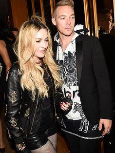 Madonna and Diplo