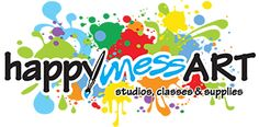 HappymessART Studios, Classes and Supplies - HAPPYMESSART