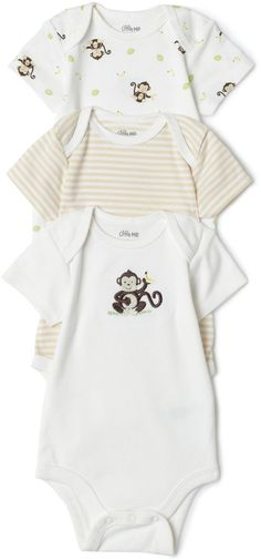 250c160a5 67 Best Cute baby girl and boy monkey outfits! images | Cute babies ...