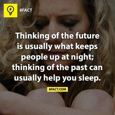 8fact this really helps...IF you focus on good memories