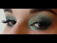 Sguardo magnetico make up tutorial :) - YouTube