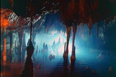 Romania, Cave, World, Painting, Ants, Painting Art, Caves, Paintings, The World