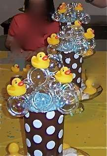 Rubber Ducky Baby Shower Party Ideas | Photo 1 of 5 | Catch My Party