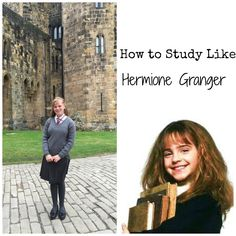 How to Study like Hermione Granger