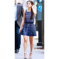 Selena Gomez Plays Matchmaker with Parker NY ❤ liked on Polyvore featuring selena gomez