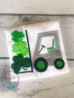 St. Patrick's Day Forklift  St. Patrick's Day Shirt