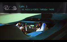 [Vídeo] Vuelta virtual y análisis de Montmeló de la mano de Lewis Hamilton