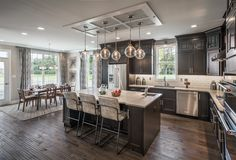 Toll Brothers - Delancy Kitchen