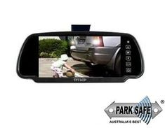 """Parksafe 26-063 7"""" Replacement TFT/LCD Monitor only Reverse Mirror, Lcd Monitor, Phone, Telephone, Mobile Phones"""