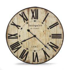 1000 id es sur d coration horloge murale sur pinterest for Horloge murale style industriel