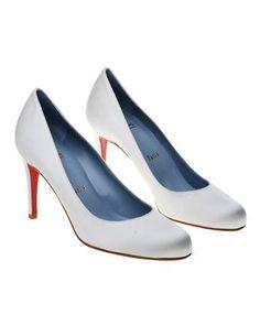 d9a786e73aa CHRISTIAN LOUBOUTIN - The  Simple Pump  Bridal Shoe 395£