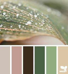 Color dew