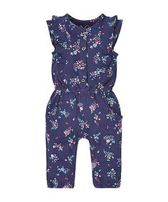 floral jumpsuit | dresses and skirts | Mothercare £12