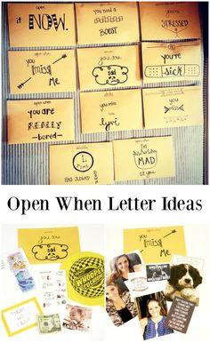 Open When Letter Topics & Ideas.with Examples! Boyfriend Rules, Open When Letters For Boyfriend, Cute Boyfriend Gifts, Message For Boyfriend, Boyfriend Ideas, Open When Letters Rules, Girlfriend Gift, Birthday Gifts For Best Friend, Best Friend Gifts